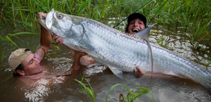 Giant Jungle Tarpon of Costa Rica